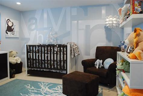 frugal with a flourish creative paint ideas for baby s room by colleen mural maker more