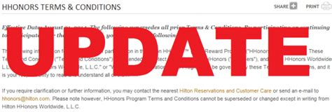 hilton hhonors terms and conditions hilton hhonors quot spouse stays free quot terms conditions