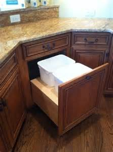 kitchen corner cabinet drawers woodworking projects plans