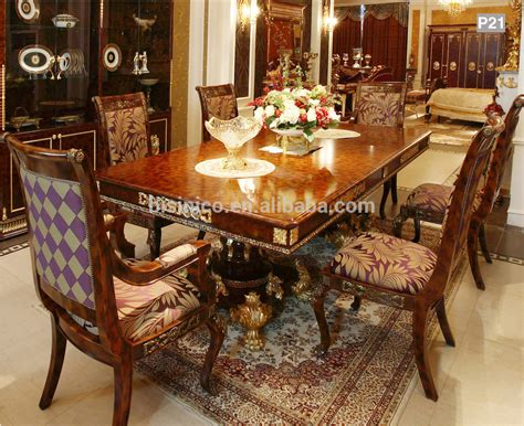 table for 6 baroque style mahogany dining table palace solid