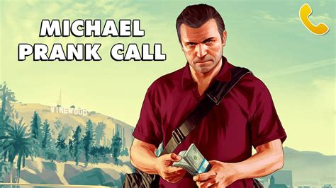 jayuzumi the celeb gamer michael de santa prank call youtube
