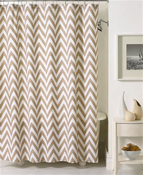 bath shower curtains and accessories kassatex bath accessories chevron shower curtain shower