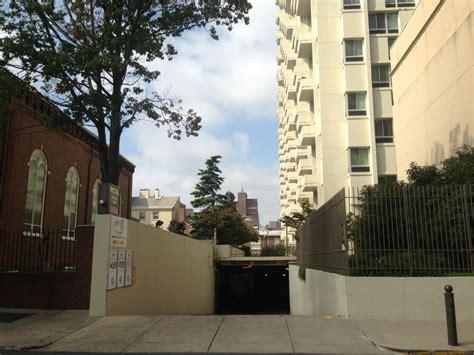 hopkinson house philadelphia şehrindeki hopkinson house garage parkı parkme
