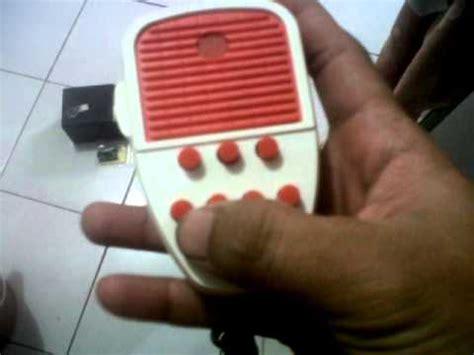 Klakson Sirine 7 Suara Kotak Spectrum sirine custom 200 watt with mth a02 handlebar cont doovi