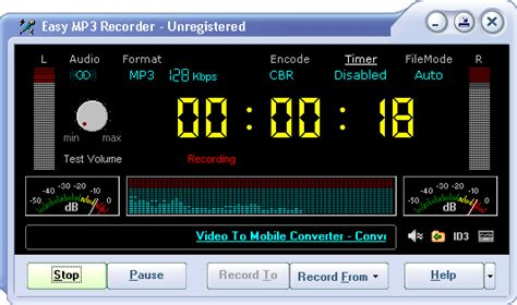 audio file format pros and cons easy mp3 recorder download