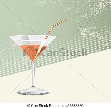 retro cocktail clipart vectors of cocktail glass retro style retro party and