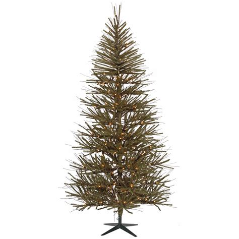 trees unlit 7 foot vienna twig tree unlit b107670 vickerman