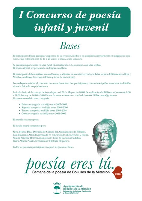 literatura paname 241 a hoy concurso de poesia infantil i concurso de poes 237 a