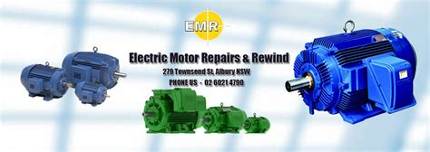 Electric Motor Companies by Electric Motor Rewinding Company Albury