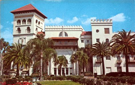 St Johns County Florida Court Records Florida Memory Johns County Courthouse