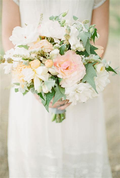 Lily Of The Valley Wedding Bouquet Ideas