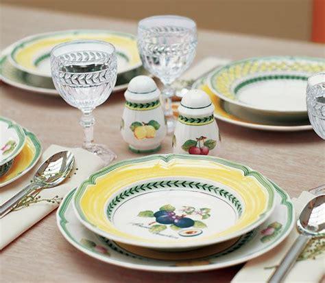 Dining Room Table Setting Dishes Garden Dinnerware By Villeroy Boch Ev Aksesuarları Ve Mutfak Gere 231 Leri