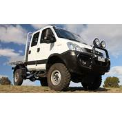 Iveco Daily 4x4 Cab Chassis Review  CarsGuide
