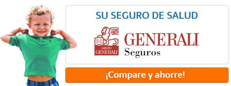 seguro m 233 dico generali el seguro salud - Generali Cuadro Medico