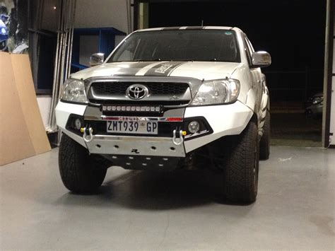 Grill Model Raptor Grand Fortuner rhino front bumper toyota hilux 2005 2011