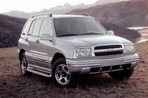 chevrolet tracker 2001 2001 chevrolet tracker specs pictures trims colors