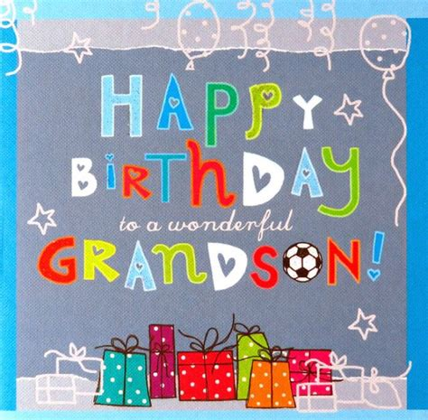 Happy Birthday Wishes To Grandson 25 Best Grandson Birthday Quotes On Pinterest