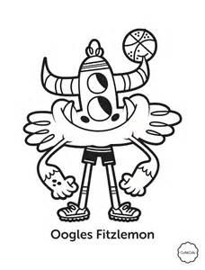 champ coloring sheets gonoodle blog