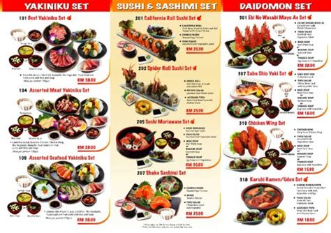 new year restaurant package new year special package daidomon charcoal bbq