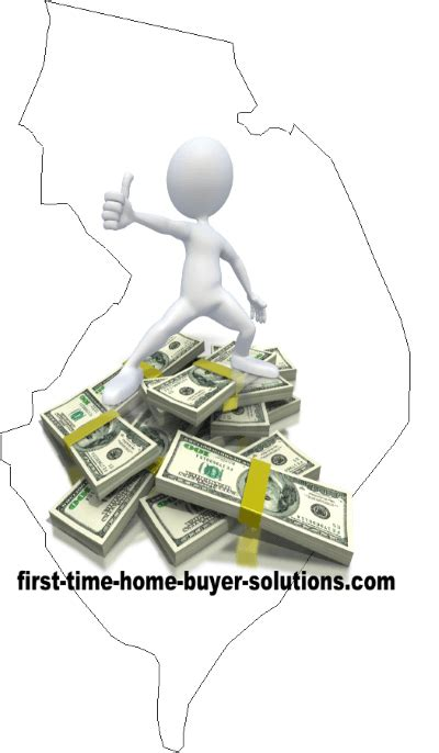 new jersey time home buyer grants programs
