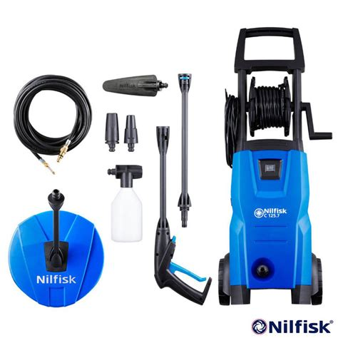nilfisk   maintenance  tra pressure washer