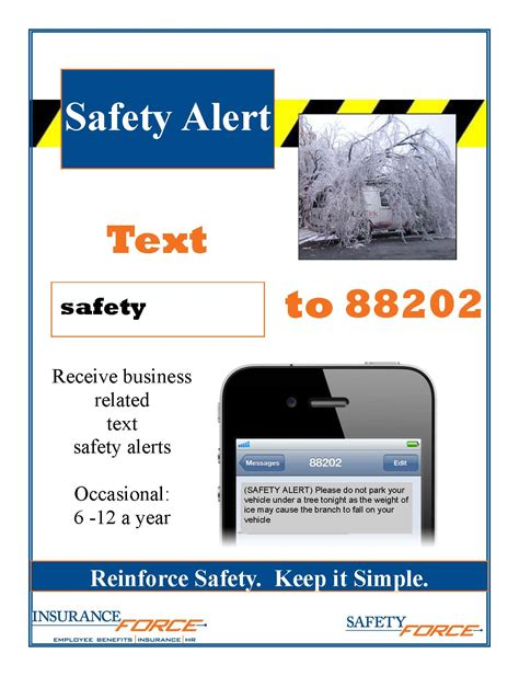 alert service insurance subscription