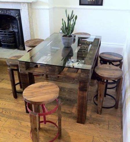 ideas de muebles  puedes hacer  simples pales
