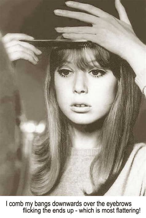 1960s female models with long dark hair 101 best images about 1960 s hairstyles on pinterest