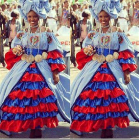 traditional haitian costumes traditional haitian masqueraders 2013 kanaval des fleurs