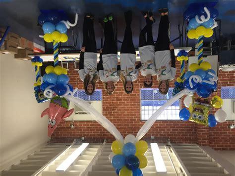 Balloons For Spongebob Squ Pants Movie