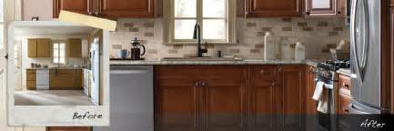 Homedepot Kitchen Cabinets by Kitchen Cabinet Refacing Refinishing Amp Resurfacing