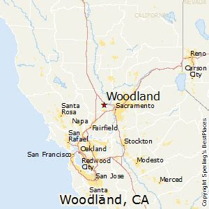 woodland california map best places to live in woodland california