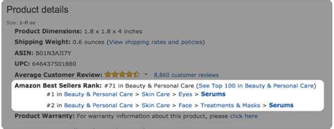 amazon s best seller rank understanding the amazon best sellers rank bsr the