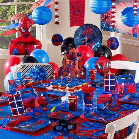 Birthday Themes Spiderman | spiderman theme spiderman party pinterest spiderman