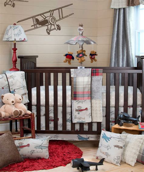 airplane crib bedding sets baby boy bedding boys crib bedding nursery collections
