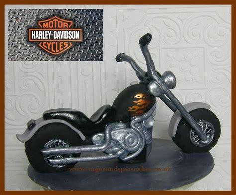 Harley Davidson Cake Decorations by Harley Davidson Chopper Cake Topper Http Www