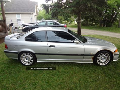 Bmw 323is by 1999 Bmw 323is Base Coupe 2 Door 2 5l