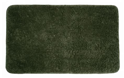 J M Home Fashions Olive Green Microfiber Bath Rug 24x40 Green Bathroom Rugs