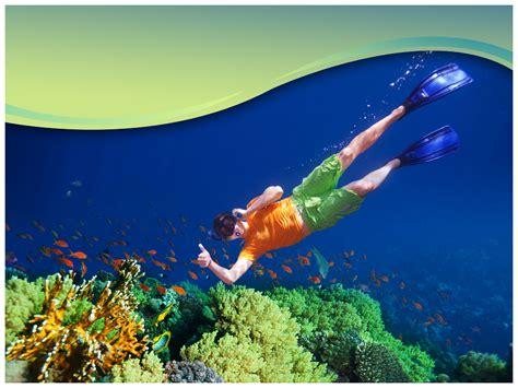 powerpoint templates underwater underwater powerpoint template underwater ppt background