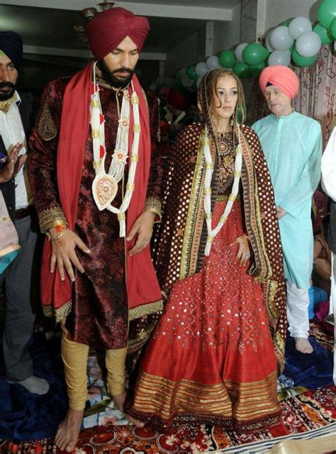 Wedding Ceremony Pics by Pictures From Yuvraj Singh And Hazel Keech S Wedding