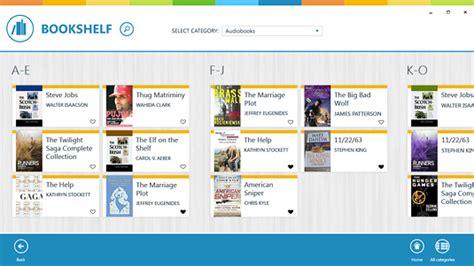 bookshelf apps bookshelf app
