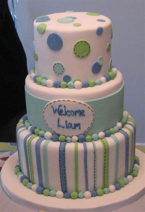 Cake For Baby Shower by Baby Shower Cakes Theartfulcake S