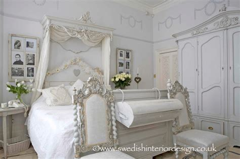 swedish interior design swedish gustavian bedroom traditional bedroom london