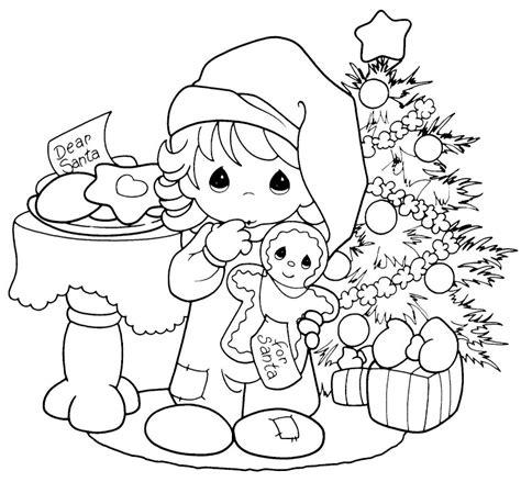 Pinto Dibujos Precious Moments Esperando A Santa Claus | pinto dibujos precious moments esperando a santa claus