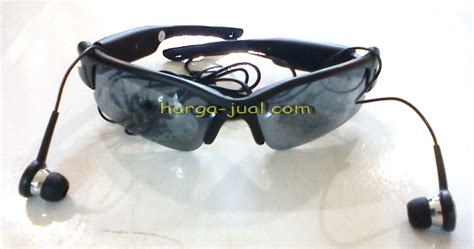 Harga Kacamata jual kacamata mp3 gadget keren buat denger musik harga