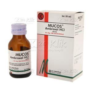 Obat Mucera Ambroxol Jual Beli Mucos Drop 20ml 15mg 1ml K24klik