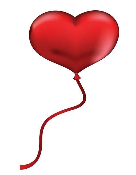 pix for gt red heart outline black celebration