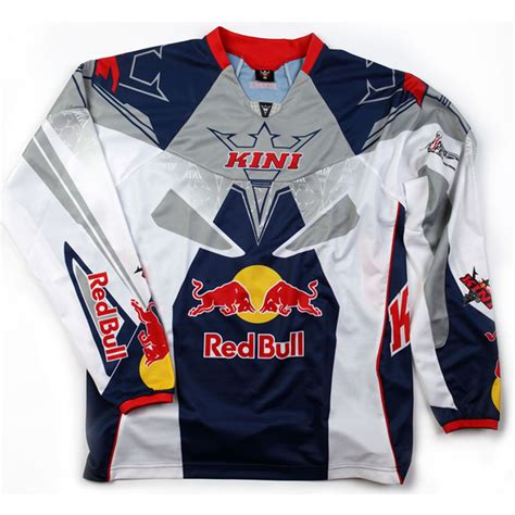 kini motocross gear kini red bull competition race shirt motocross jersey ebay