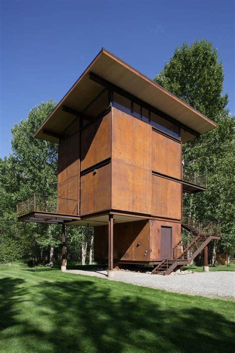 delta shelter  olson kundig architects homedezen