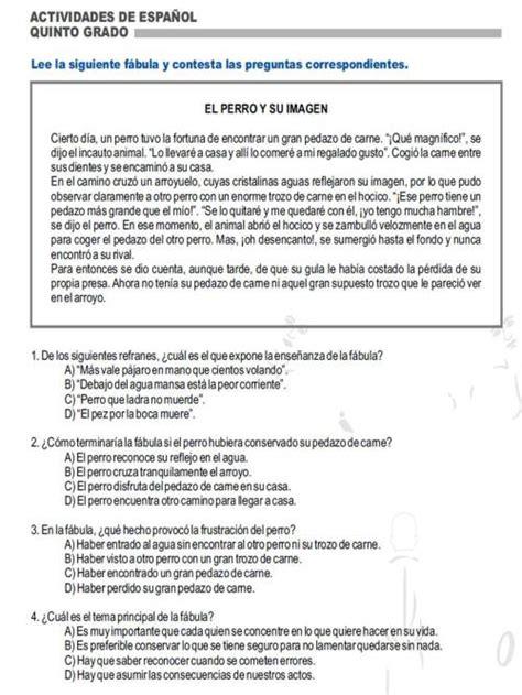 cuestionarios de historia cuarto quinto y sexto grado de cuestionarios para quinto grado de primaria 5 bimestre